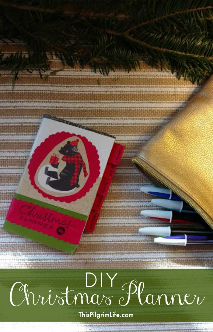 Make a FUN and FUNCTIONAL Christmas journal to keep track of all the little details you need to remember this holiday season! No forgetting events or overbuying or wishing you had a place to write down that meaningful quote!