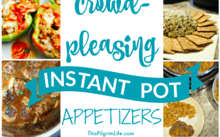 Crowd-Pleasing Instant Pot Appetizers