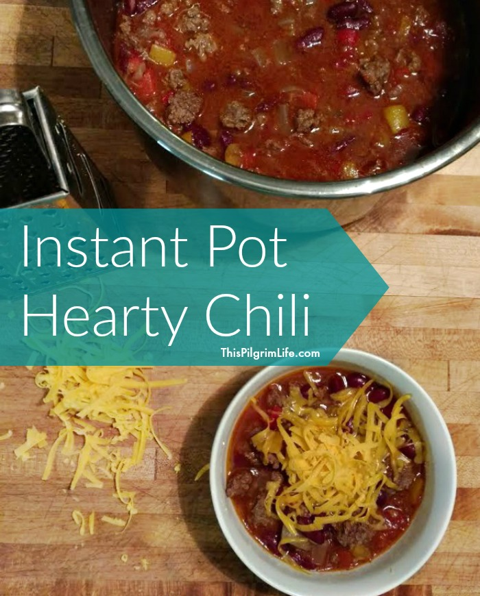 Chili is a classic Super Bowl food, and great for any party where you want to serve a crowd a warm and filling dish.