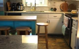 New Kitchen Reveal!