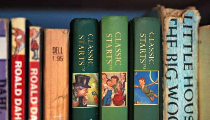 First Read-Aloud Chapter Books