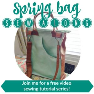 Spring Bag Sew-Along