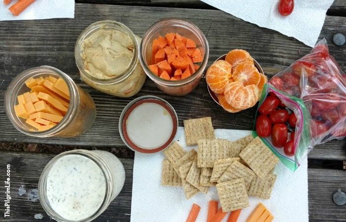 Life is Too Short to Stay Indoors: 30 Healthy Grab and Go Picnic Foods