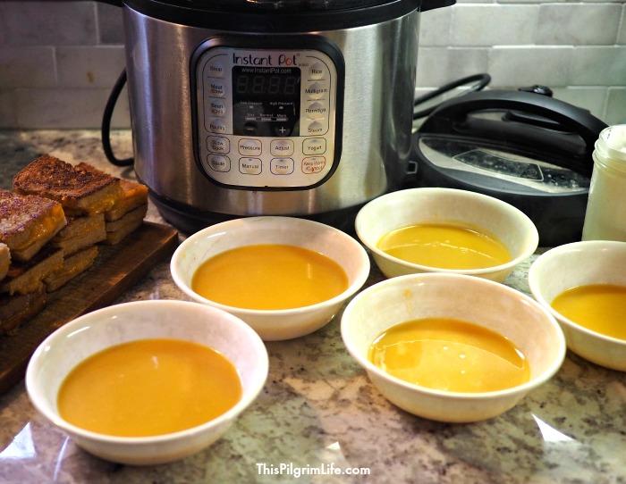 butternut squash apple soup