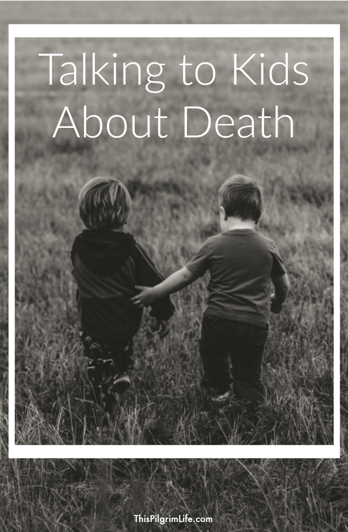 Talking to Kids About Death