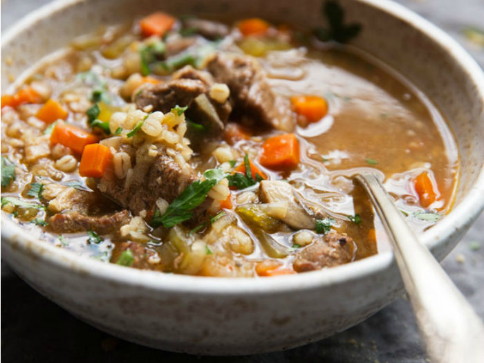Comforting-Beef-Barley-Soup-Instant-Pot-5
