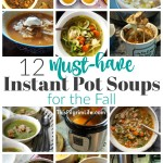 Get ready for cooler weather and soup season with this awesome list of Instant Pot soups! Find creamy soups, hearty soups, Paleo soups, and more!