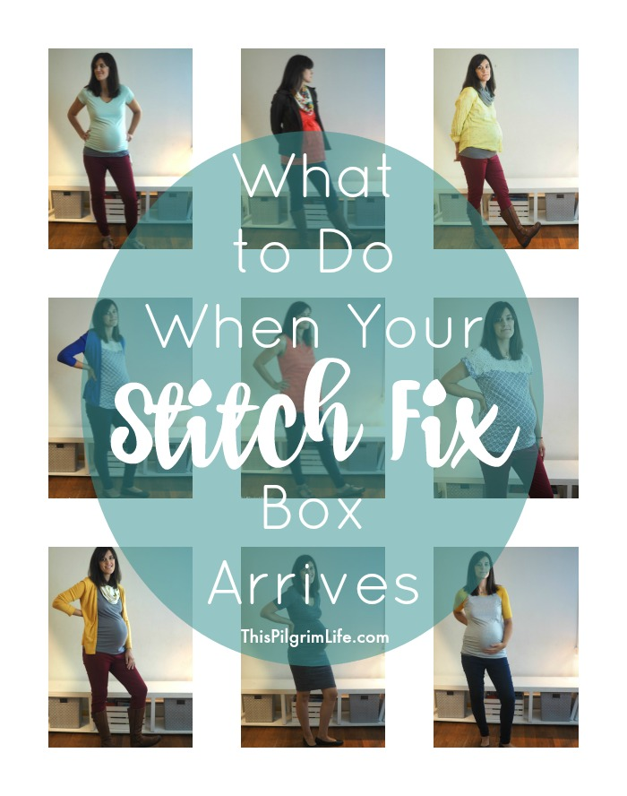 These tips made all the difference in deciding what to do with what Stitch Fix sent!