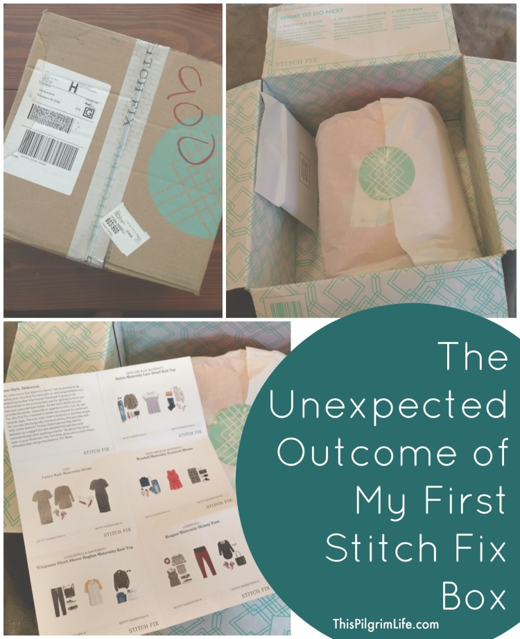 My First Experience with Stitch Fix– And The Completely Unexpected Outcome!