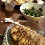 Onion Pork Roast