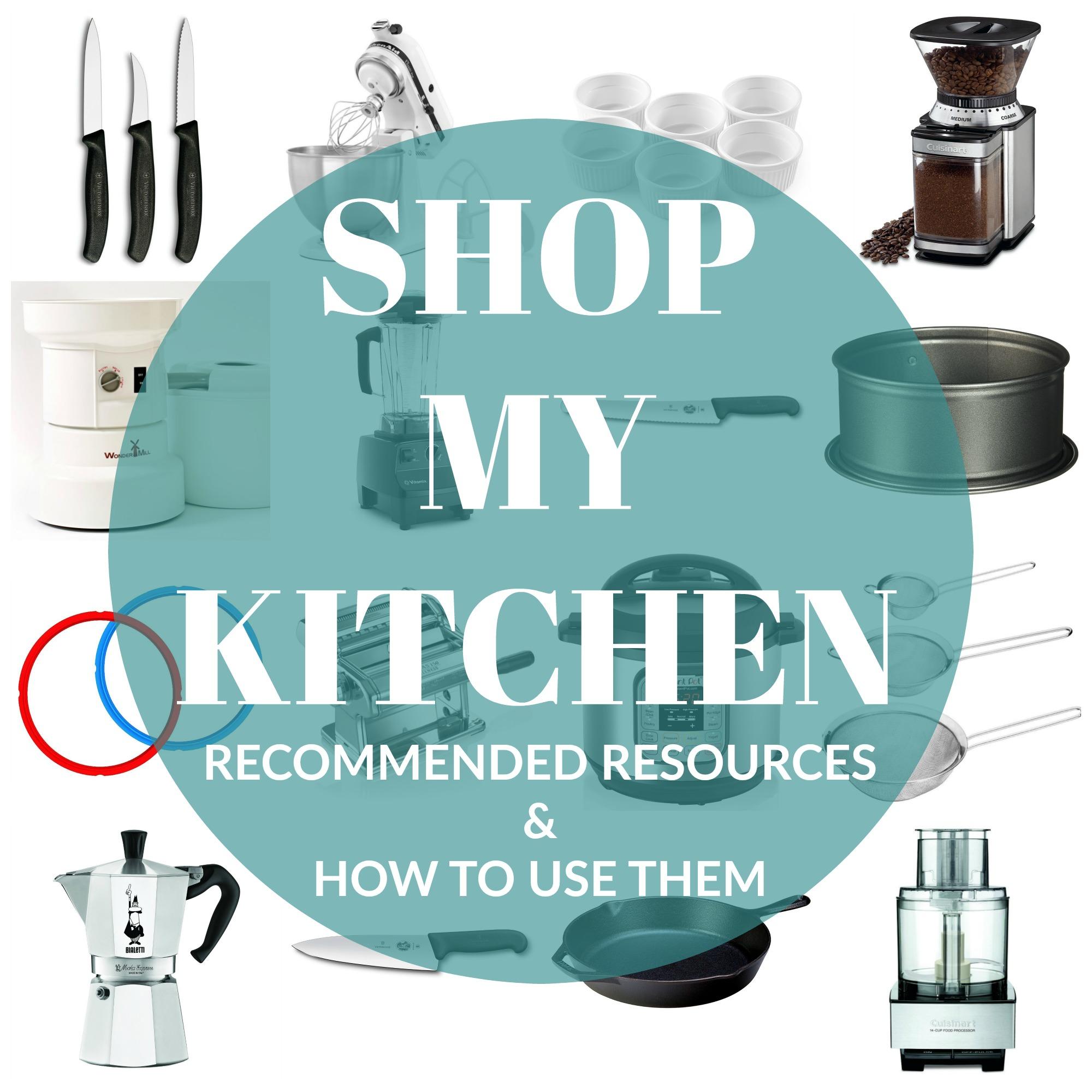 Shop My Kitchen - This Pilgrim Life
