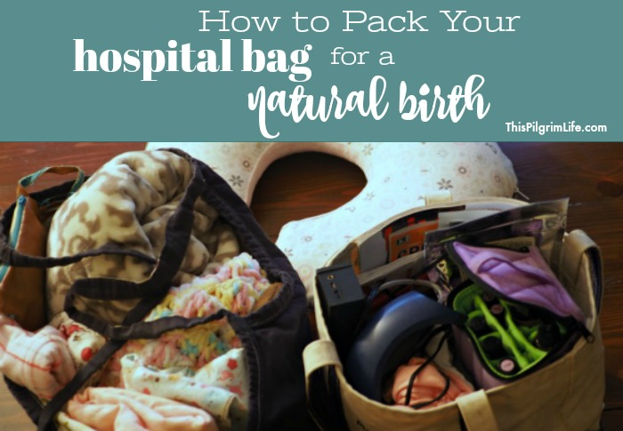 What to bring to the hospital can be one of the biggest questions in the last few weeks of pregnancy! Use this list of helpful items put together by a mom of six to pack your hospital bag for labor and your post-delivery stay!