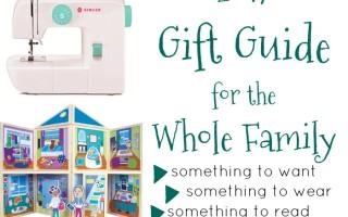 2017 Family Gift Guide