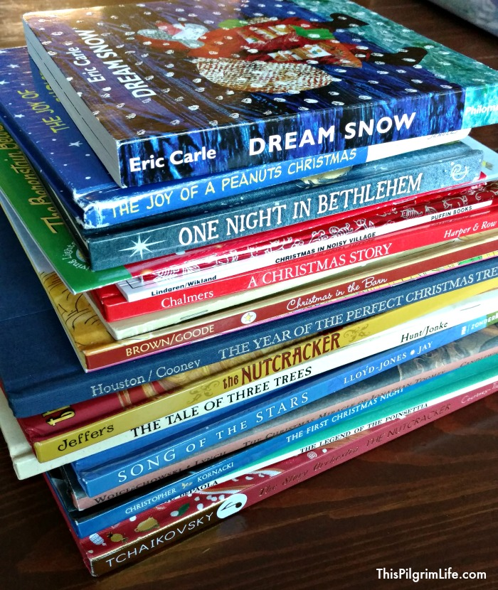 The holidays are even more special and memorable with a stack a great books! Use this Christmas book list to start building your collection!
