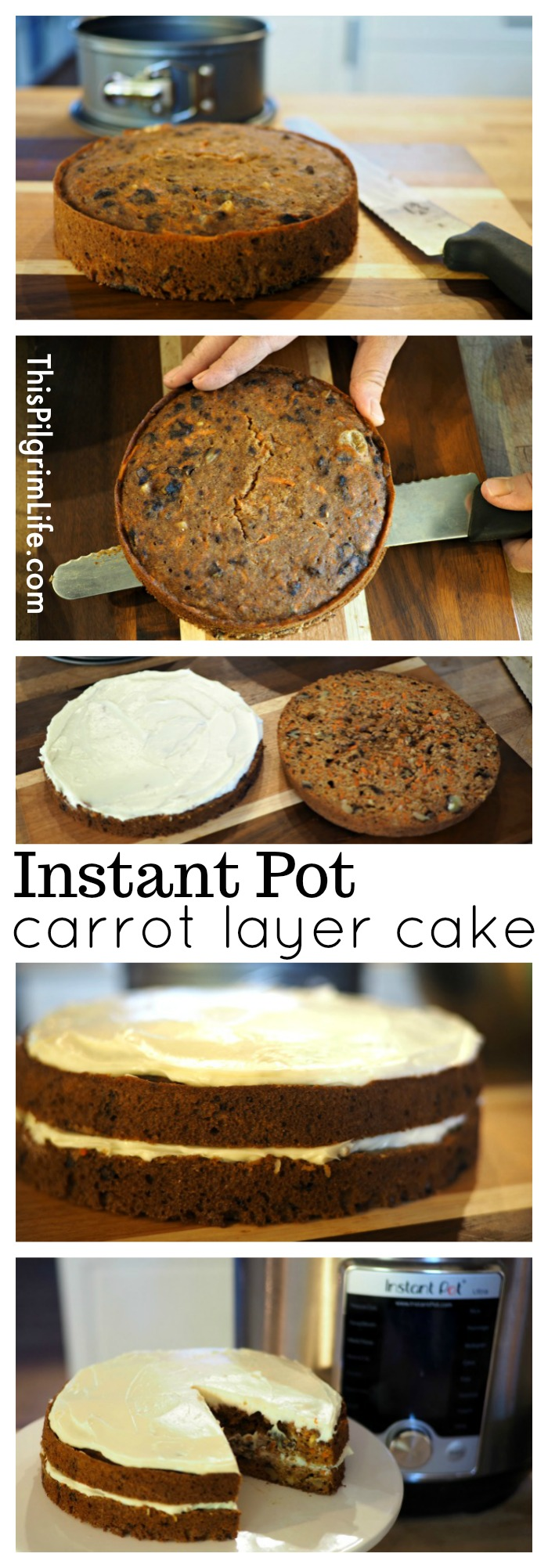 Carrot Cake Frosting No Butter