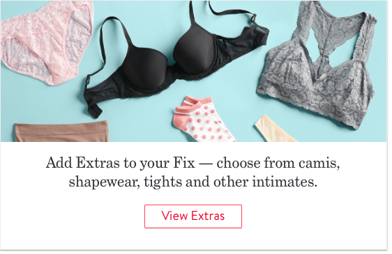 Stitch Fix extras