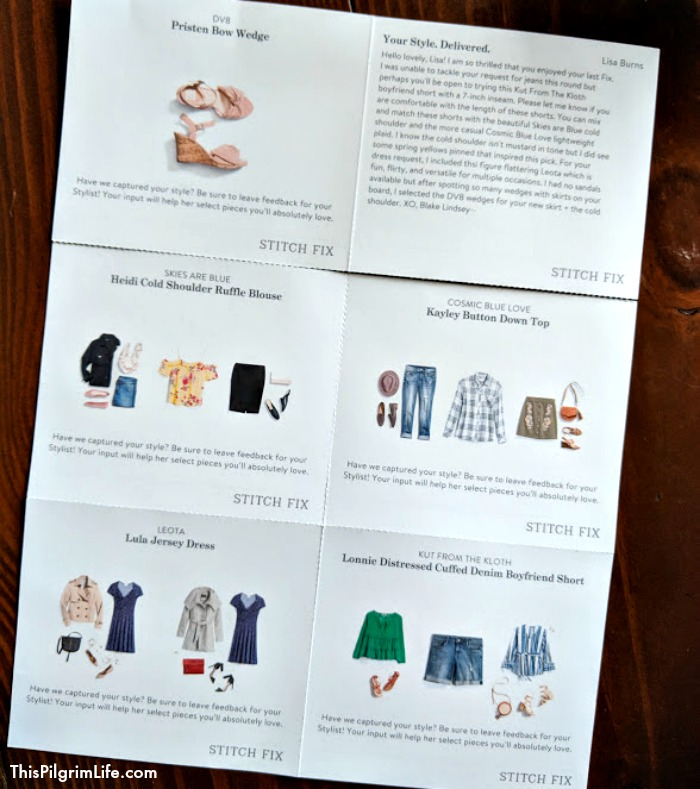 Stitch Fix Unboxing #5.3