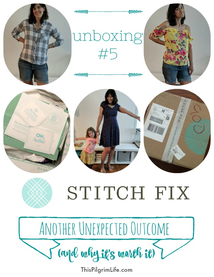Stitch Fix Unboxing #5 :: Another Unexpected Result