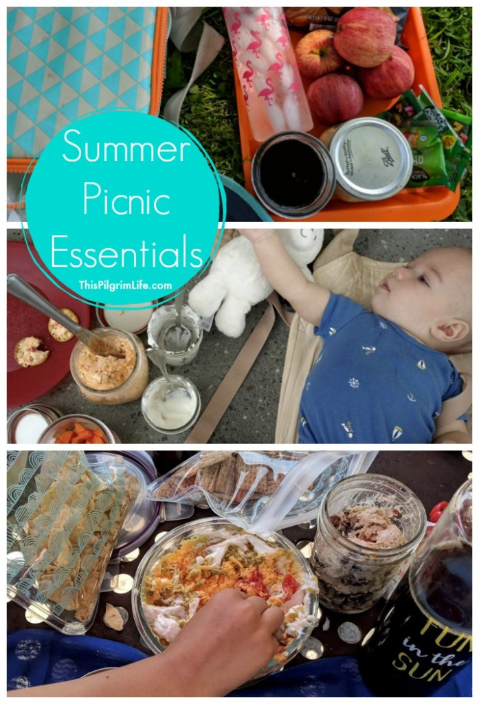 Spring and summer are great times to be outdoors more-- which means eating outdoors more too. Check out these summer picnic essentials from a picnic packing pro!