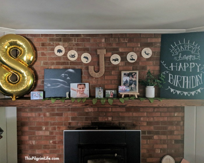 Reptile Reptile fans will love this fun reptile birthday party! A cool DIY snake cake, a reptile obstacle course that led to a den of (stuffed snakes), and a hands-on snake and lizard experience were a few of the highlights from the party.