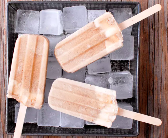2-ingredient popsicles