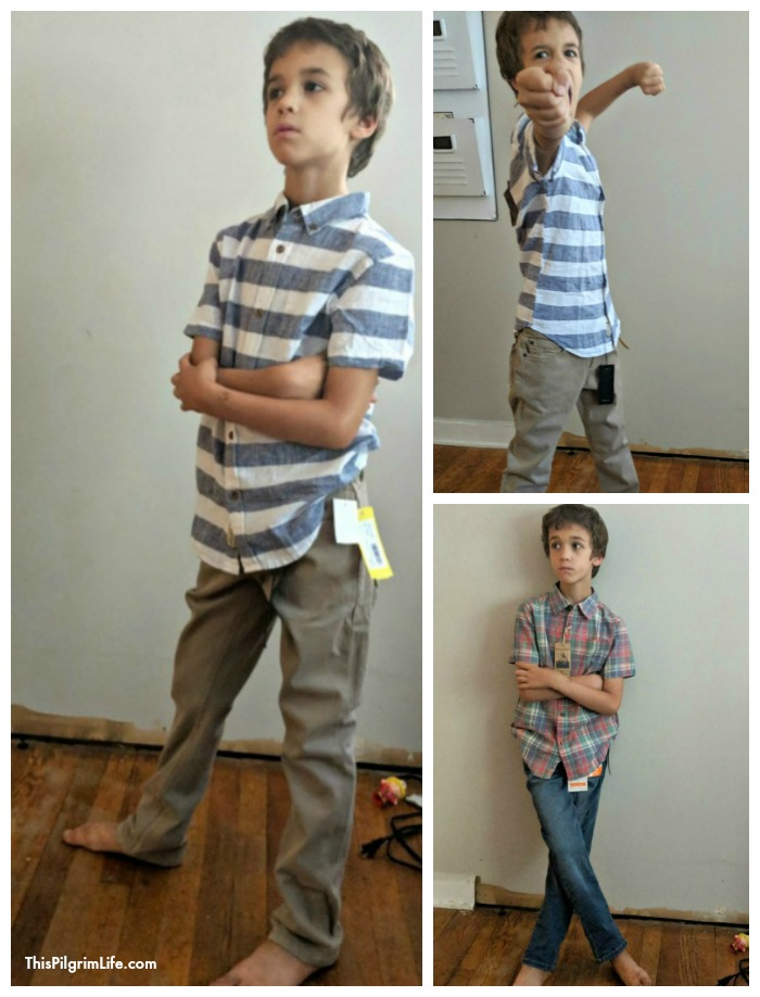 We received our first Stitch Fix kids boxes this week and we were all so excited to see what they sent! This is my new favorite way to get quality, stylish clothes for my kids!