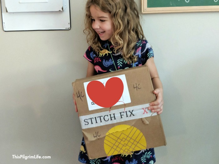 My daughter's second Stitch Fix for Kids box arrived in the mail recently! See what we got and whether or not we will be using this service again.