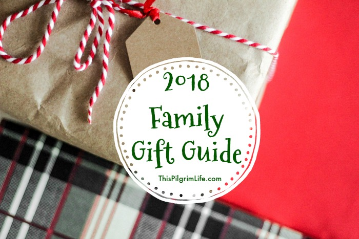 There is something to wear, read, want, and need for everyone in this whole family gift guide! Find unique gift ideas for the kids, for moms, and for dads.