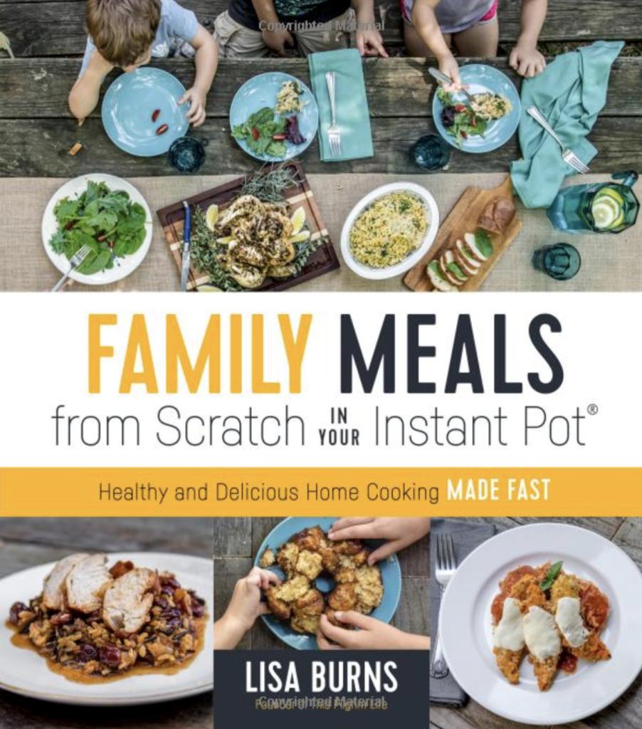 kitchen gift ideas: Instant Pot cookbook