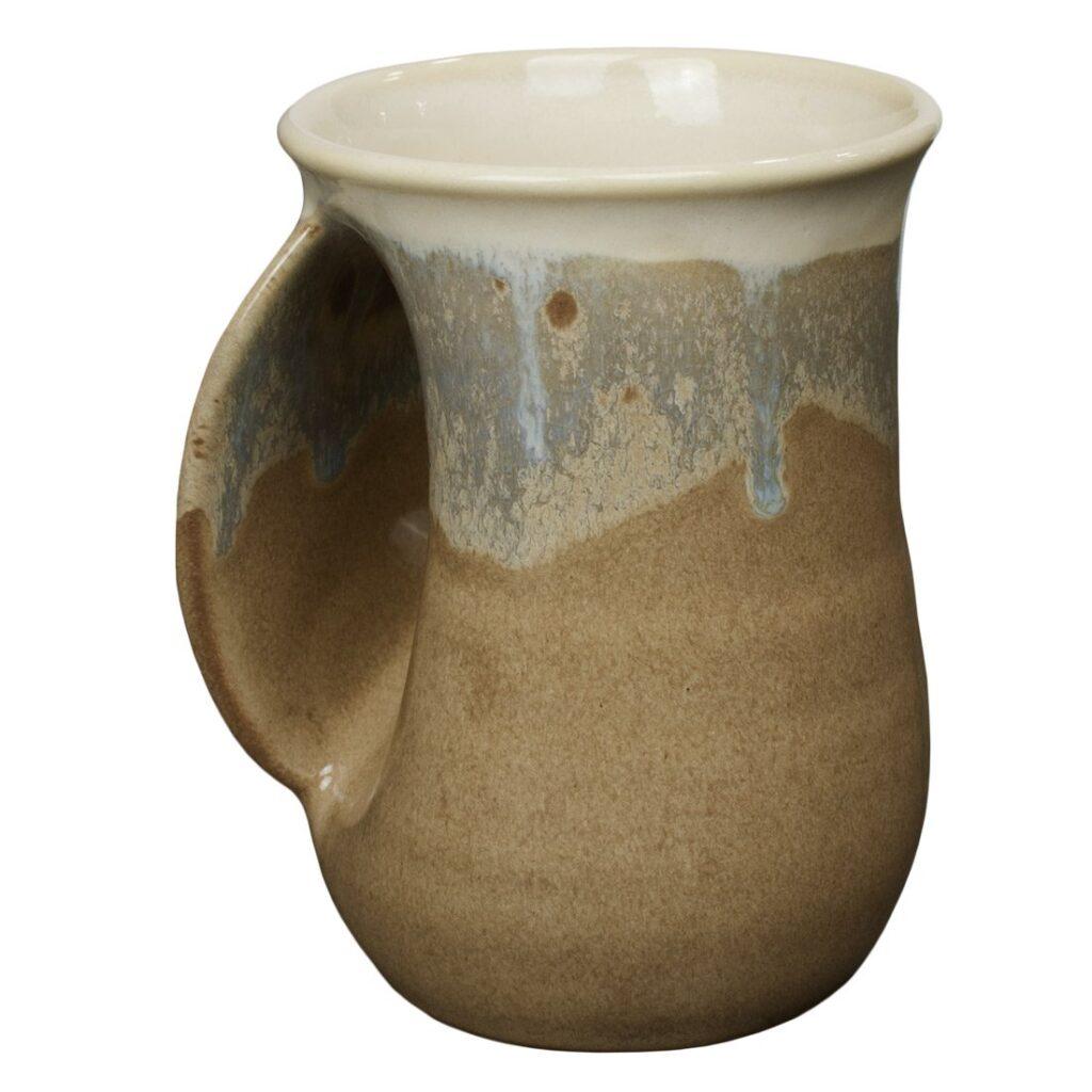 kitchen gift ideas: hand warmer mug