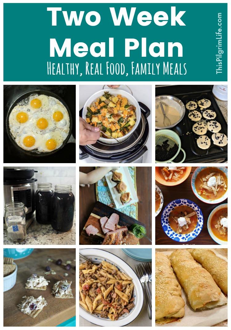 Two Week Meal Plan #5