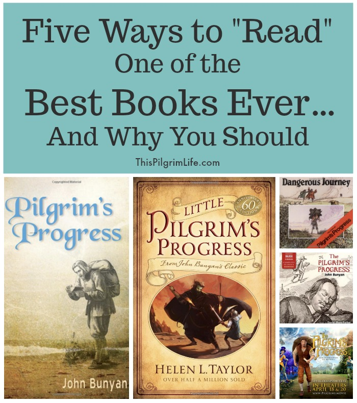 "Five Ways to ""Read"" One of the Best Books Ever… And Why You Should"