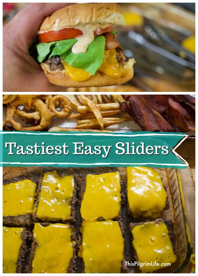 Tastiest Easy Sliders