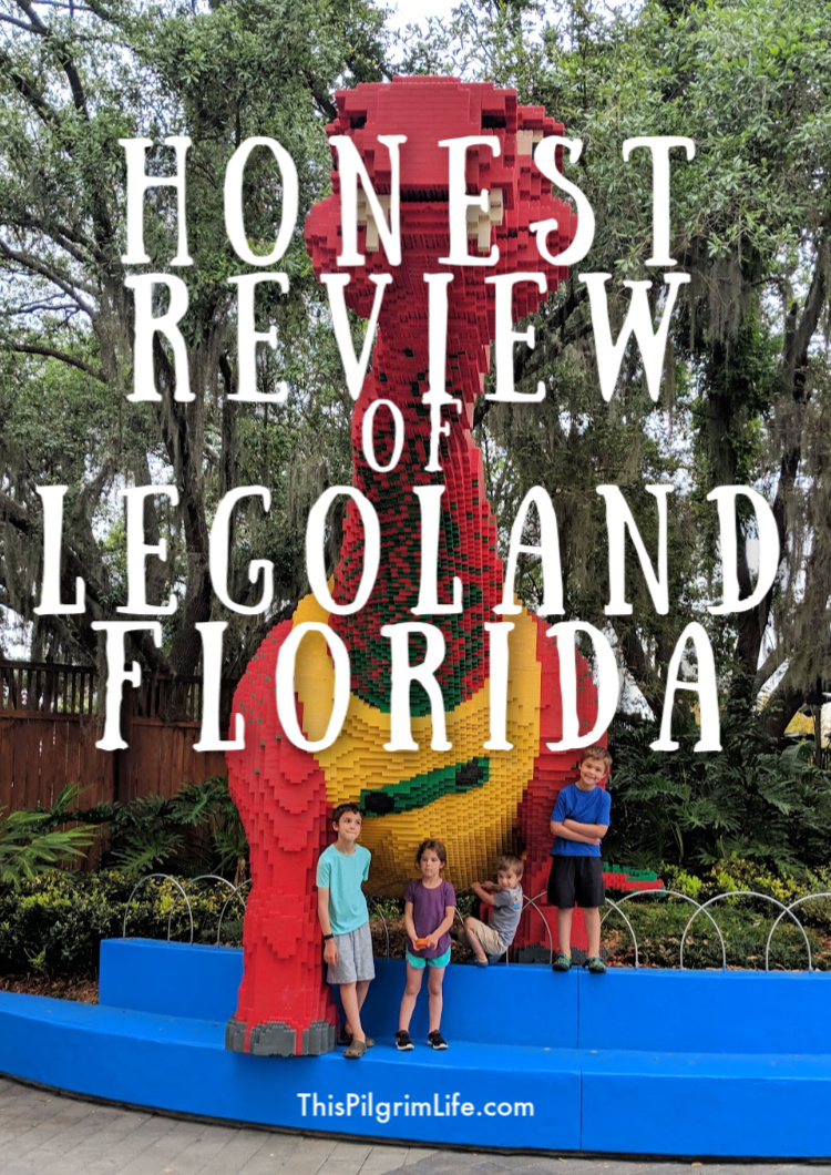 We visited Legoland several weeks ago when we went on a road trip through Georgia and Florida. This is our honest review of Legoland from a family of seven. What is great about the park and what may make you not want to visit.