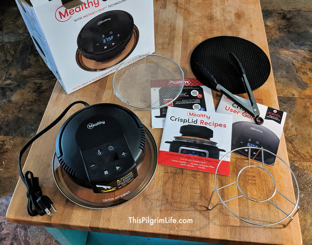 The Mealthy CrispLid transforms an electric pressure cooker into an air fryer! Here is an honest CrispLid review, answers to common questions, and five easy recipes to get you started.