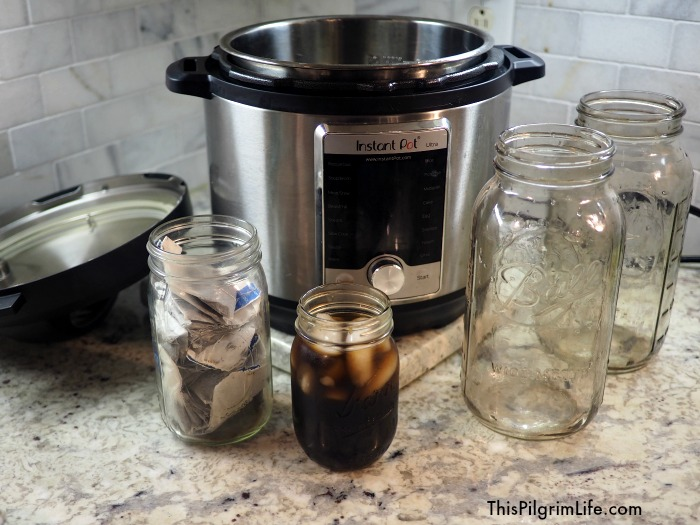 Make iced tea in the Instant Pot!
