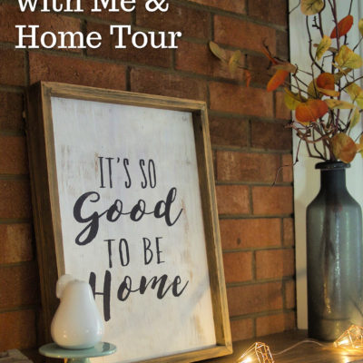 Fall Home Tour || Easy Seasonal Decor
