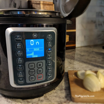 Mealthy MultiPot Review & Giveaway!