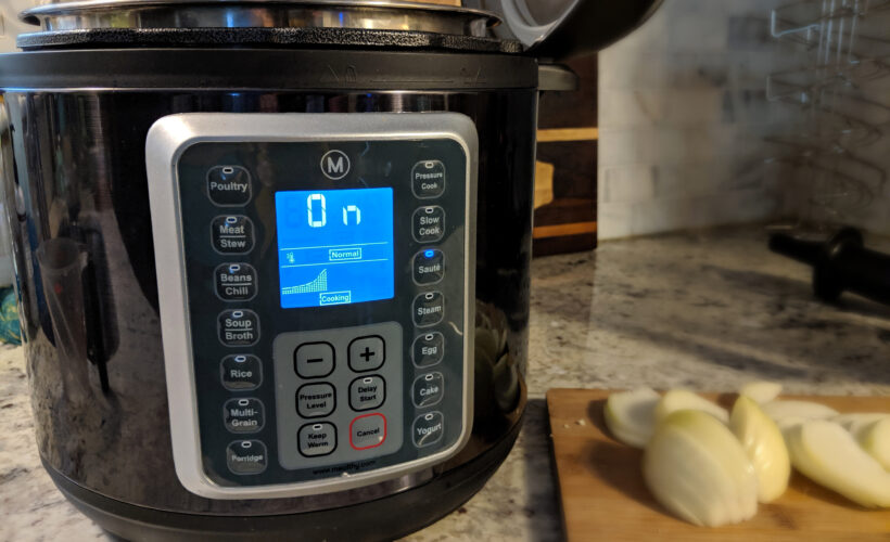 If you are looking for a great electric pressure cooker that is both reliable and versatile, the Mealthy MultiPot is an excellent option!