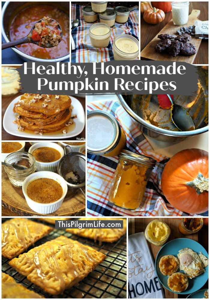 These delicious pumpkin recipes will give you all the fall feelings, AND still be healthy and feel indulgent!