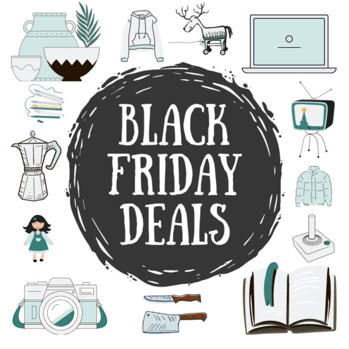 Black Friday Deals This Pilgrim Life