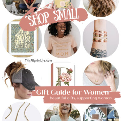 Shop Small Gifts for Women