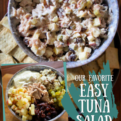 Our Favorite Easy Tuna Salad