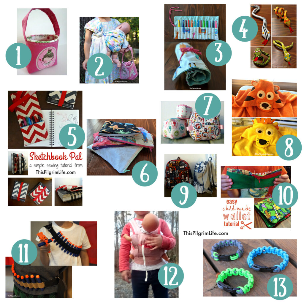 easy handmade gift ideas for kids