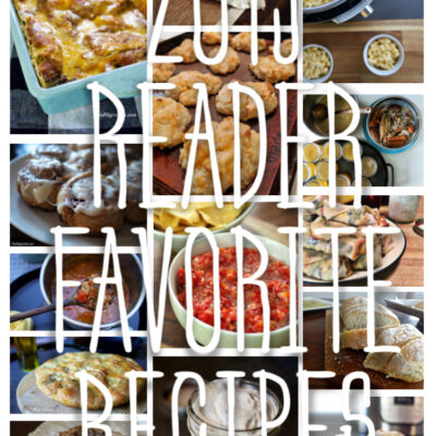2019 Reader Favorite Recipes