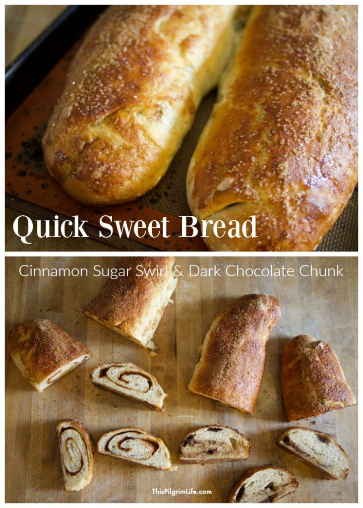 I absolutely love these quick sweet breads! They are easy to make, perfect to share, and so delicious warm out of the oven!