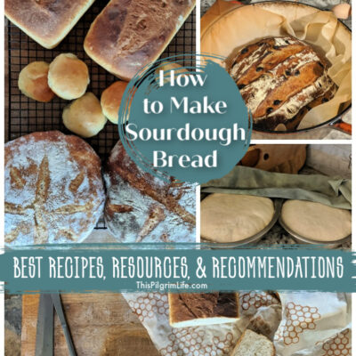 How to Make Sourdough :: Best Recipes, Resources, & Recommendations