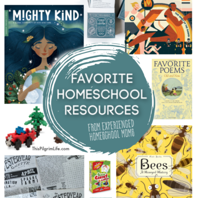 Favorite Homeschool Resources from Experienced Homeschool Moms