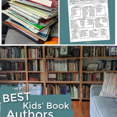 Best Kids' Book Authors