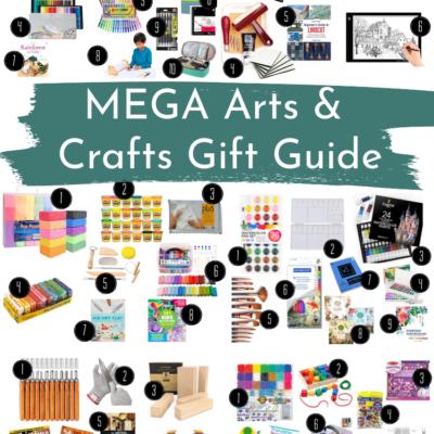 Mega Arts & Crafts Gift Guide